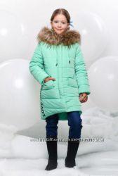 Теплые Зимние Куртки Детские Выкуплены последние р-ры с фабрики 116-168 см