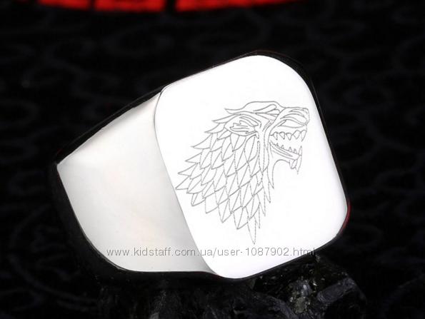 Кольцо мужское сталь 316l Chrome Hearts орел крест когти дракона