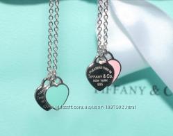 Серебряный кулон Сердце Tiffany & Co Оригинал