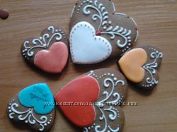 Імбирні печенька