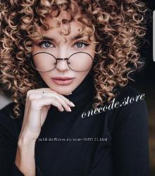 Очки имиджевые круглые, очки гарри потера