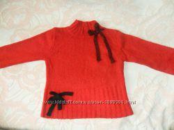 женский свитерок 80 шерсть
