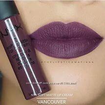США оригинал Матовая крем-помада NYX Soft Matte Lip Cream 29 Vancouver