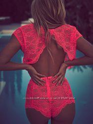 Кружевные шортики Victorias Secret