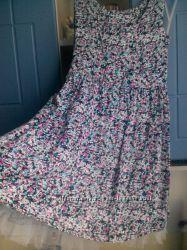 Нарядное платье на 5-7 лет. рост до 122 см