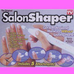 Salon Shaper - профессиональный набор для ухода за ногтями