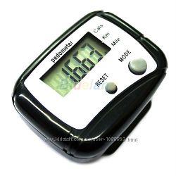Цифровой LCD шагомер-педометр