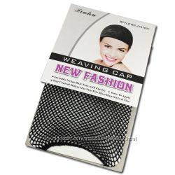 Эластичная сетка для фиксации волос под парик , во время сна