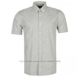 Рубашка мужская Pierre Cardin хлопок короткий рукав