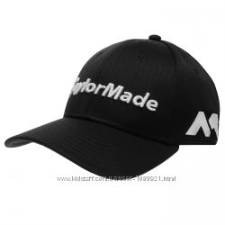 Бейсболка кепка TaylorMade Adidas Golf Оригинал Чёрный цвет