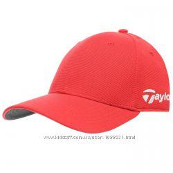 Бейсболка кепка TaylorMade Adidas Golf Оригинал Красный цвет
