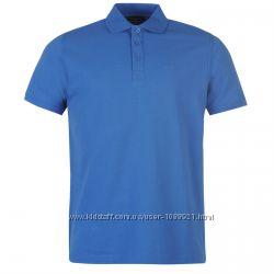 Рубашка поло футболка Pierre Cardin Blue Оригинал Синий цвет Хлопок