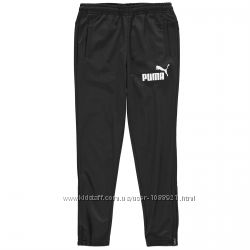 Штаны спортивные PUMA Junior Оригинал Подросток Чёрный цвет для мальчика