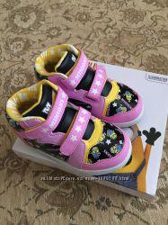 Светящие ботинки хайтопы