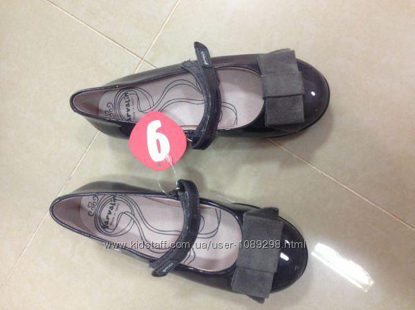 Кожаные  туфли Garvalin Испания