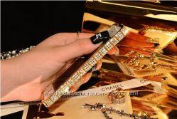 Золотой метал. бампер с камнями для IPhone 5 5s Fashion Snake