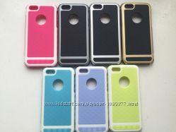 Противоударный силиконовый чехол iPhone 5 5S 6 6S