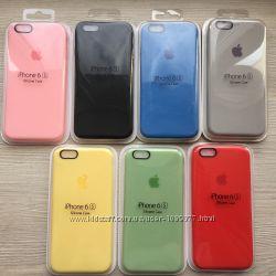 Силиконовый чехол для iphone 5 5s 6 6s 6pl 7 8 7pl 8pl X  в упаковке