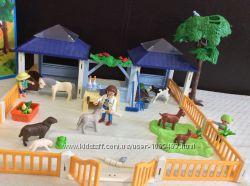 Playmobil 4344 Питомник для животных. Идеальное состояние