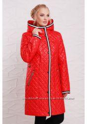 Весенние куртки, пальто  Welly большие размеры от 1 ед.