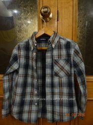 рубашка фирменная французская
