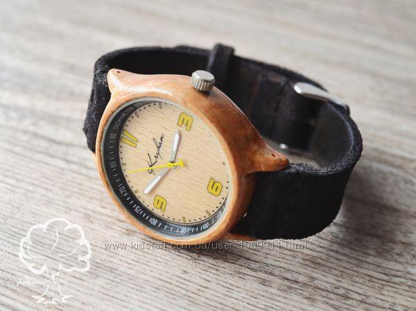 Мужские швейцарские механические наручные часы