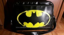 Сумка с логотипом Бетмен