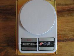 Цифровые электронные кухонные весы  до 10 кг