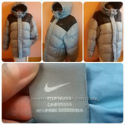 Зимняя куртка -пуховик на пуху MIKE originalунисекс