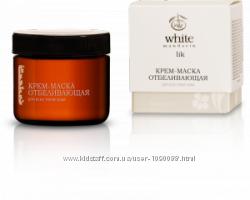 Отбеливающая крем-маска Морские водоросли White Mandarin