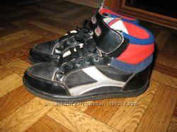 кроссовки утепленные