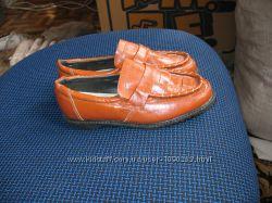 туфли для мальчика кожа