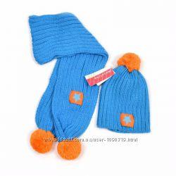 Набор шапка шарф.