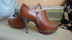 Ботинки ботильены