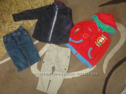 Пакет крутых вещей на мальчика 1-2 года
