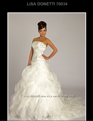 Свадебное платье от ТМ Lisa Donetti