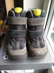 Ботинки Ecco на мальчика зима 27 бу