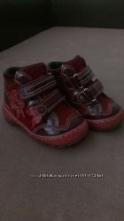 Детские демисезонные ботиночки