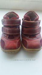 Демисезонные ботинки кроссовки Lilin Shoes 20 р
