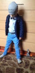 Стьогана куртка 2-3р. 86-98см Стеганка куртка Бамбіні