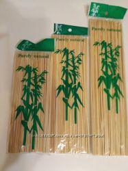 Шпажки бамбуковые для кейк-попсов, шашлыка