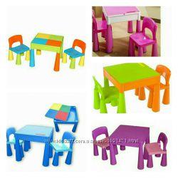 Комплект детской мебели Tega Baby Mamut стол 2 стльчика