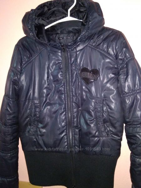 Куртка- пуховик Fornarina, р. М.