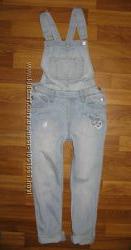 джинсы, штаны, лосины девочке на 6-9 лет ч 3