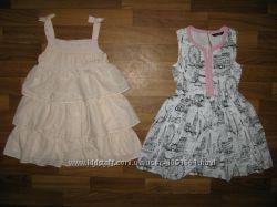 платья, сарафаны и юбки на 3-6 лет часть 2
