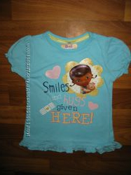 футболки и майки на 1-3 года часть 2