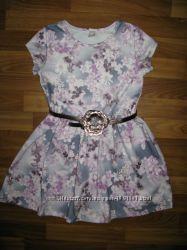 фирменные платья, юбки и сарафаны на 6-9 лет ч 2