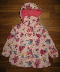 верхняя одежда девочке на 3-6 лет часть 3
