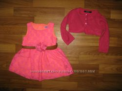 платья и сарафаны девочке на 1-3 года ч 1