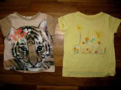 футболки и майки девочке на 3-7 лет часть 3